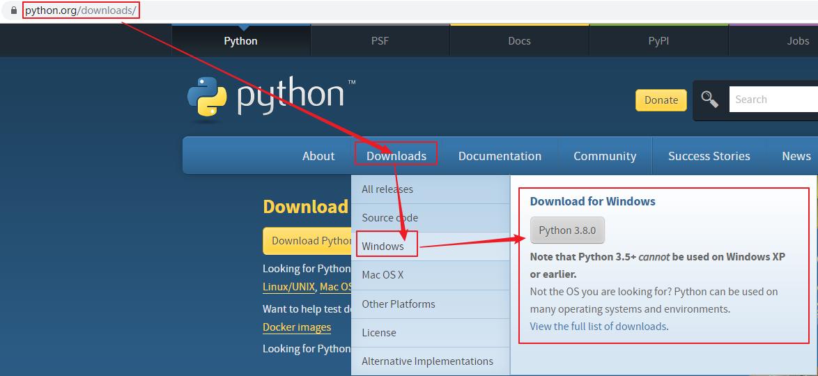 python 编程入门:安装python及编程IDE